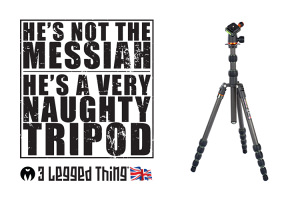 3 legged Thing's Ultimate Travel Tripod Is Back!