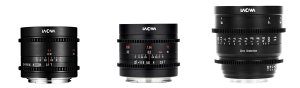 3 New Ultra-Wide Cine Lenses From Laowa