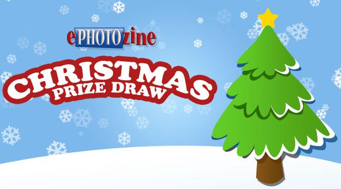 Christmas Prize page