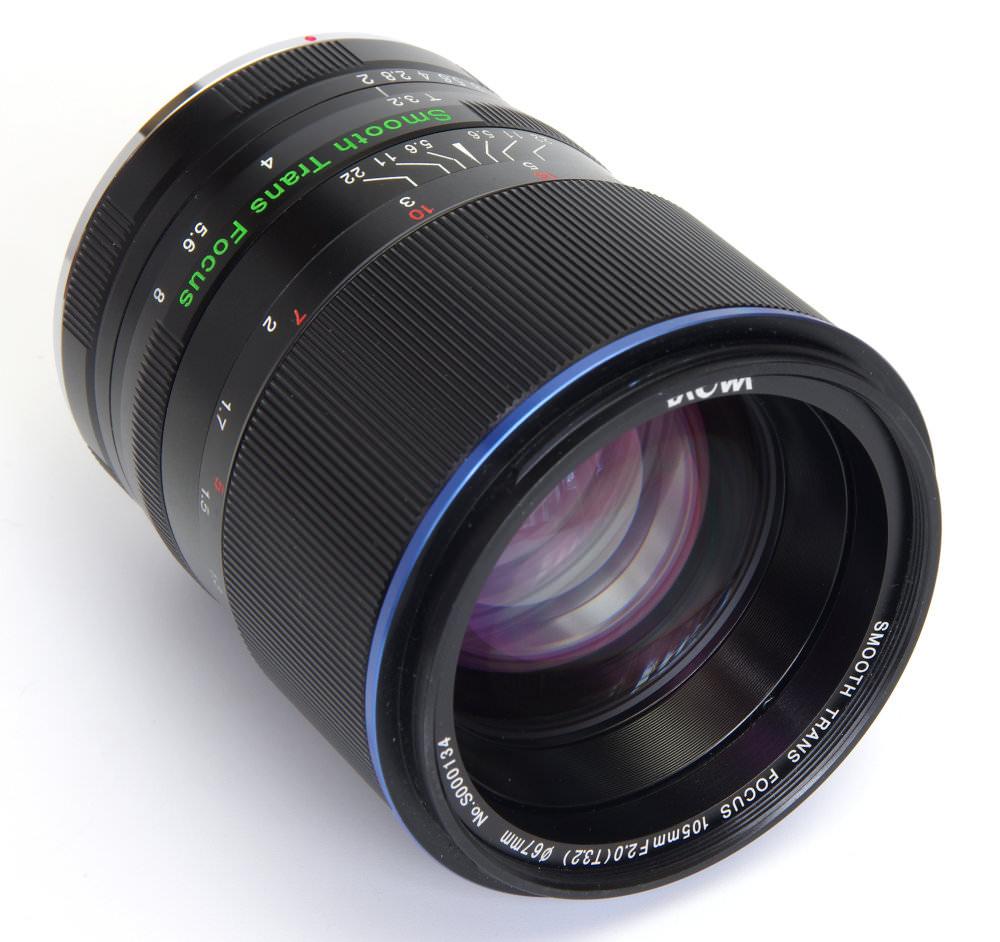 Laowa 105mm f/2 STF Lens