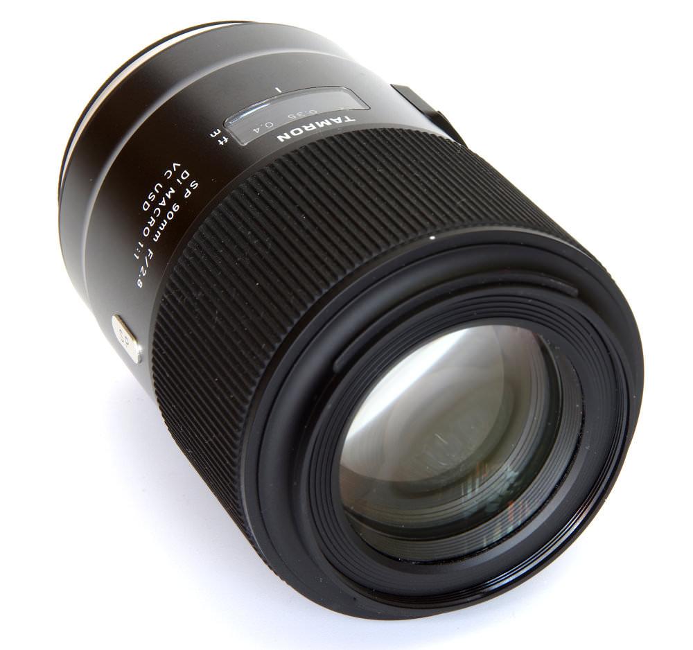 Tamron SP 90mm f/2.8 Di Macro 1:1