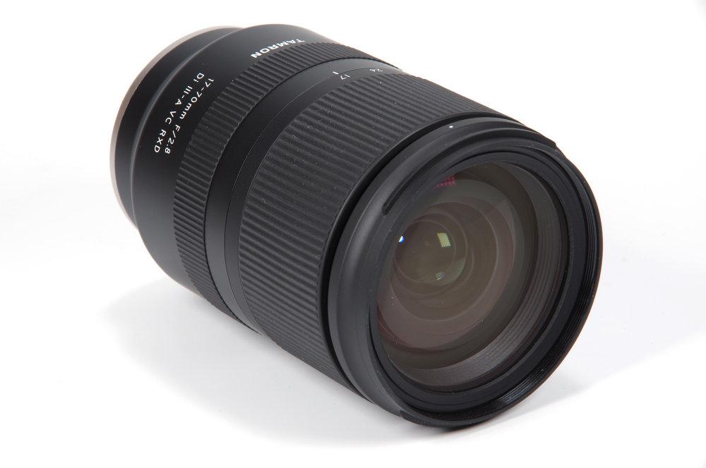Tamron 17-70mm f/2.8 Di III-A VC RXD Lens