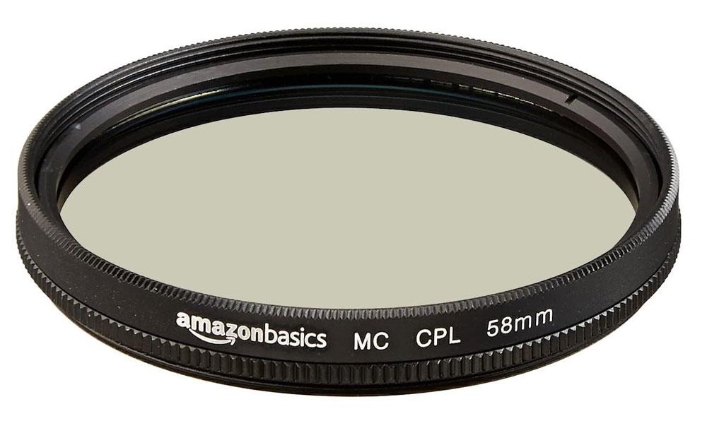 Amazon Basics Circular Polarizer Filter