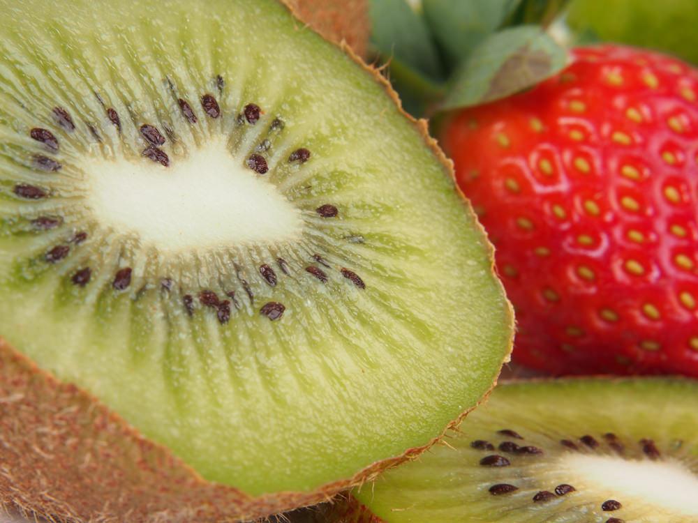 Macro Fruit Shot