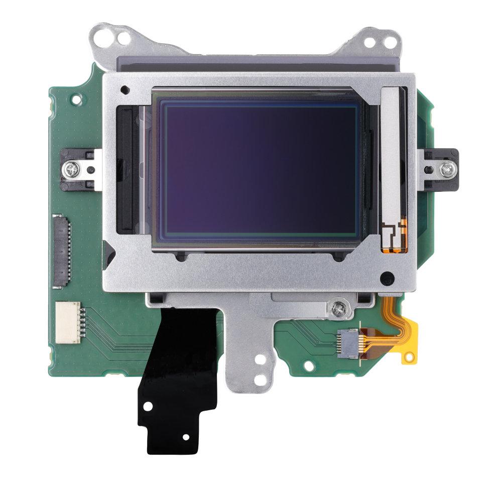 EOS 1D X Mark III SelfSensorCleaningUnit
