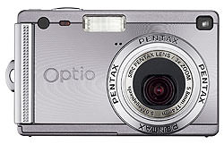 5 Megapixel Pentax OptioS5i announced