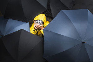 5 Fun Photo Hacks With Your Umbrella