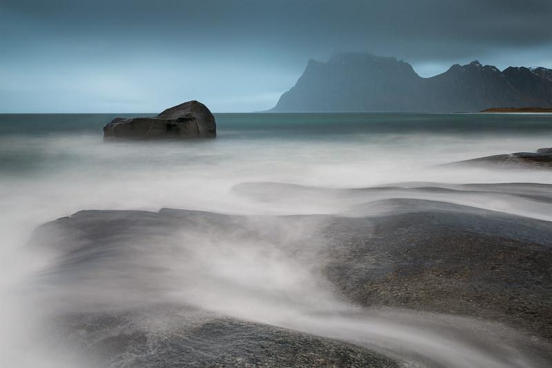 Haukland, Lofoten Islands, Norway