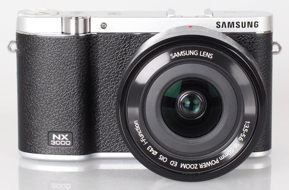 Samsung NX3000 16 50mm Lens Black (1)