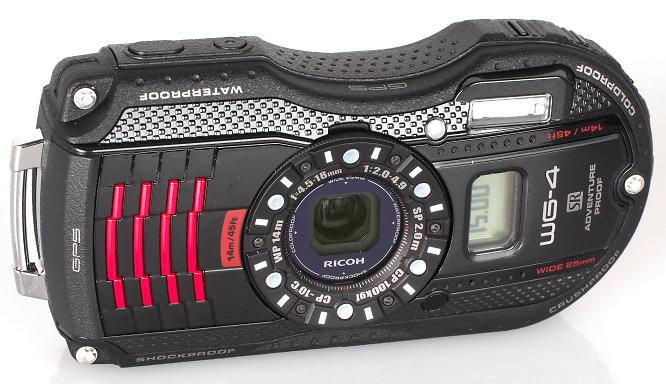 Ricoh WG 4 GPS Black (3)