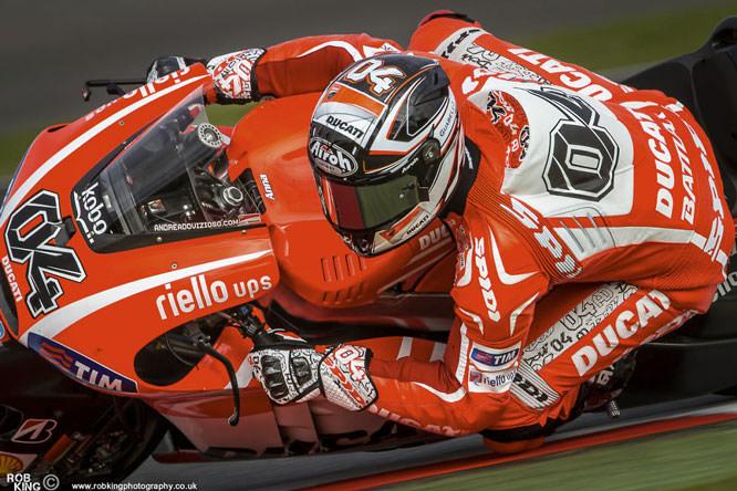 Andrea Dovizioso - Ducati Team