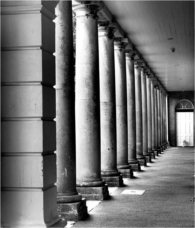 Station Pillars
