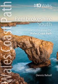 Pembrokeshire South: Circular Walks Along the Wales Coast Path