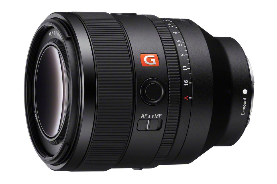 FE 50mm f/1.2 G Master