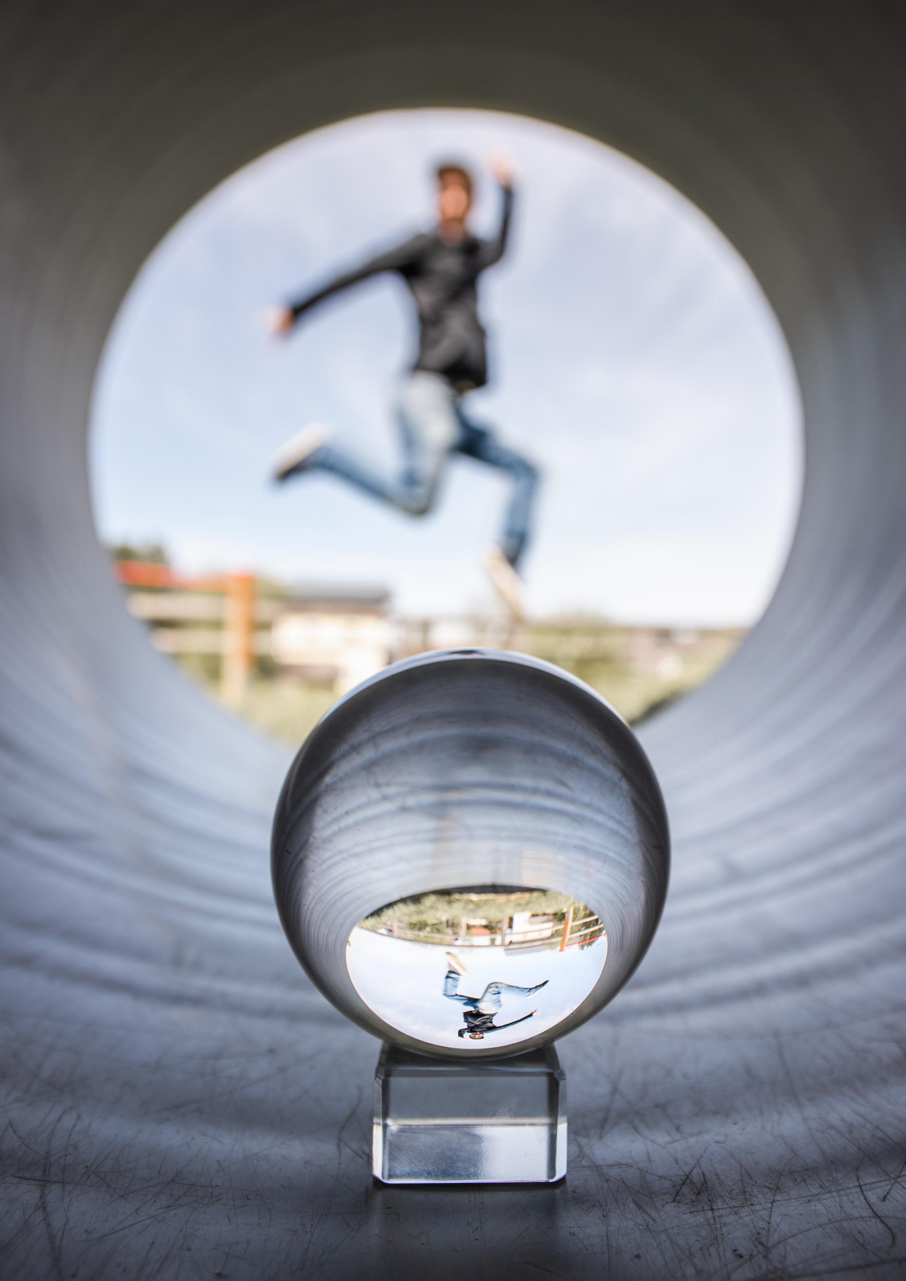Lens Ball Photography