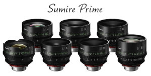 7 New Canon Sumire Prime PL Mount Cine Lenses Launched