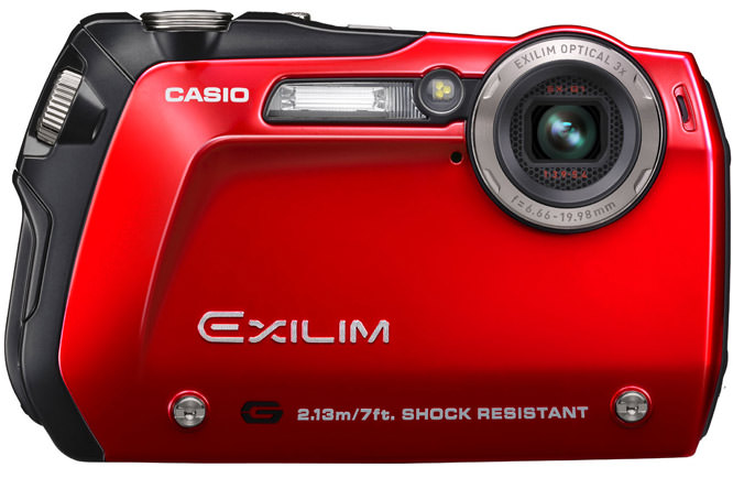 Casio Exilim EX-G1 digital camera