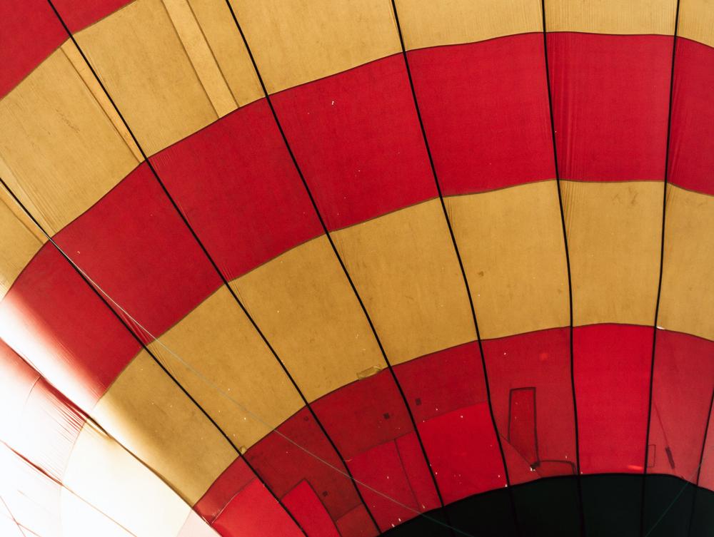 Hot Air Balloon Crop