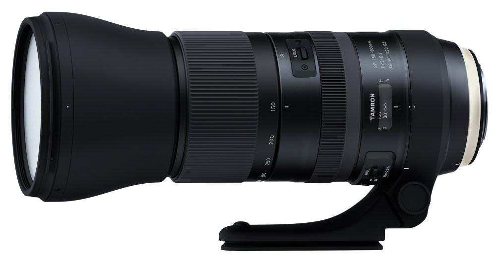 SP 150-600mm f/5-6.3 Di VC USD G2