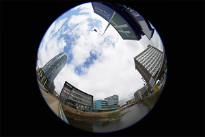 8 Top Images Given A Fisheye Twist