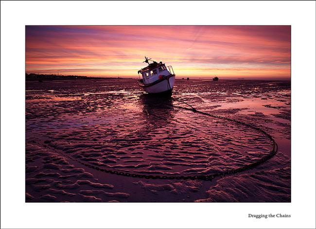Sunrise at Thorpe Bay