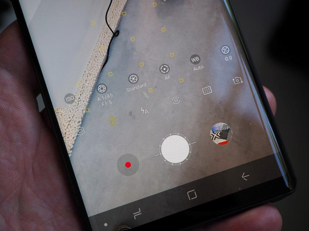 Samsung Galaxy Note9 Camera (4) (Custom)
