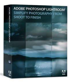 Adobe photoshop light room