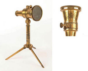 Cameras, photographs and optical toys on auction at Christie's.