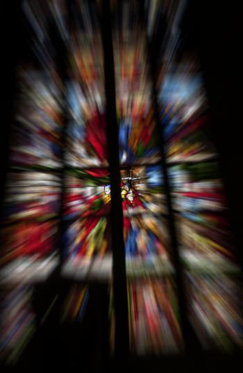 Gimp zoom blur