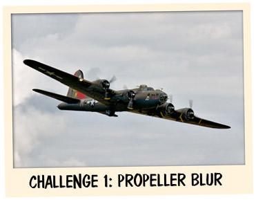 Propeller Blur using Pentax K20D