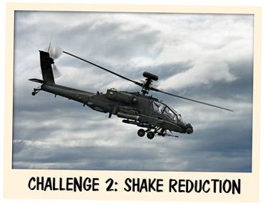 Shake Reduction using the Pentax K20D