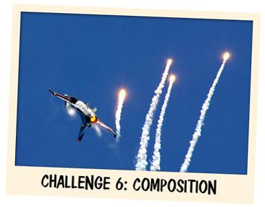 Composition techniques using the Pentax K20D