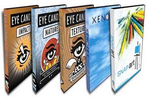 Alien Skin -  Eye Candy Effects