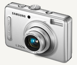 Samsung L310W Digital Camera