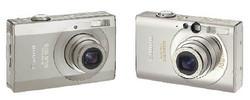 Canon IXUS 85 and 90 IS