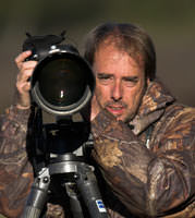 An interview with wildlife photographer Andy Rouse