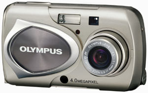 Announcing the new Mju 410 Digital from Olympus