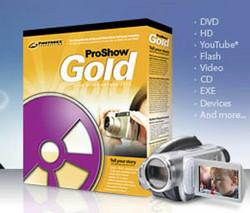 ProShow Gold 3.2
