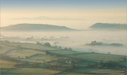 Glastonbury Tor by Tony Howell