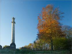 Hood monument by Tony Howell