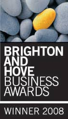 Brighton and Hove Business Awards Logo