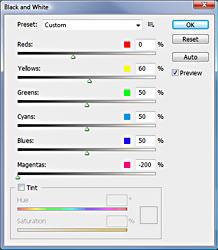 Adobe PS3 - step 1