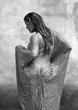 Nude photo by Elena Vasilieva