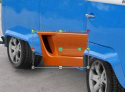 VW Camper vents