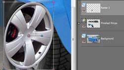 VW Camper tinted windows mod