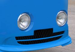 VW Camper bodywork modifications