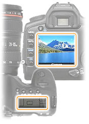 BoxWave ClearTouch Anti-Glare & ClearTouch Crystal for Canon EOS 5D