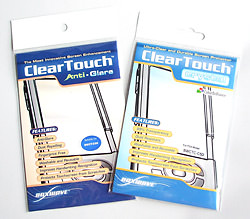 Boxwave ClearTouch screen protector