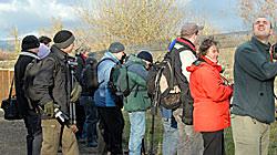 ePHOTOzine members meeting at the British Wildlife Centre