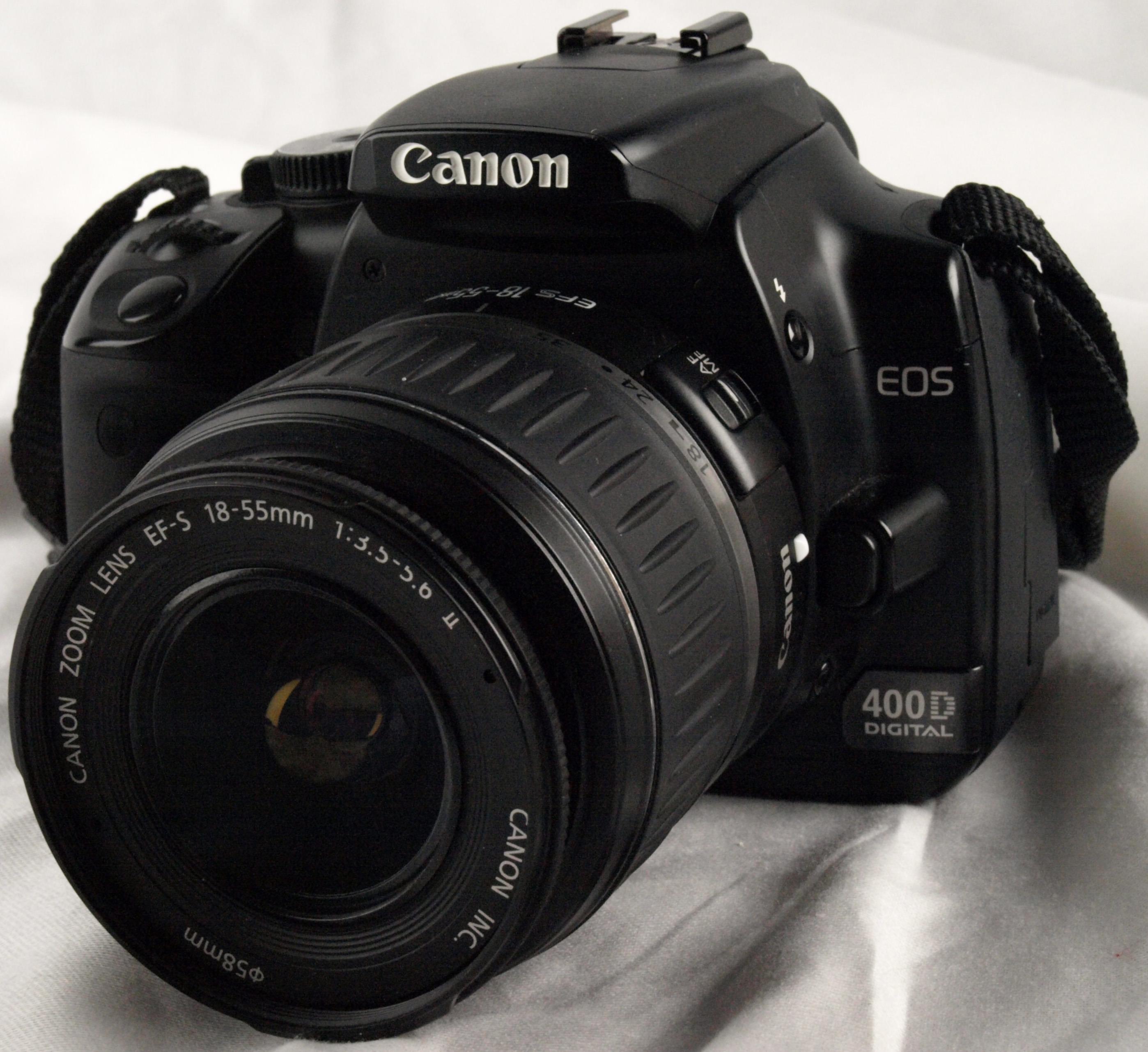 foto da canon eos 400d